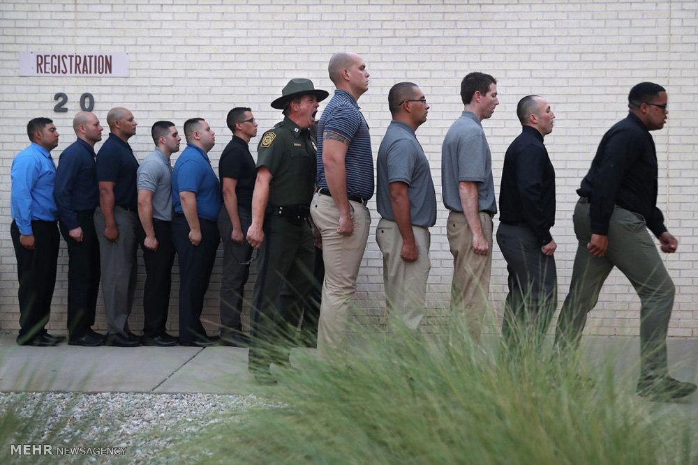 استخدام مرزبانان بیشتر در آمریکا
