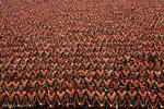 عشرة آلاف رجل يؤدون رقصة شعبية بشكل منسق في أندونيسيا