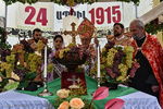 سرکیس مقدس چرچ میں عید انگور کی تقریب