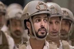 إصابة شقيق رئيس الإمارات بتحطم مروحية للعدوان السعودي على اليمن