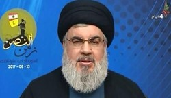Now time to confront Israel: Nasrallah