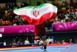 مدال آوران - پرچم ایران در میادین - دور افتخار