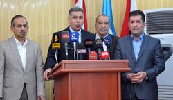 Iraq's Turkmen areas become battlefield in Kurdish referendum debate