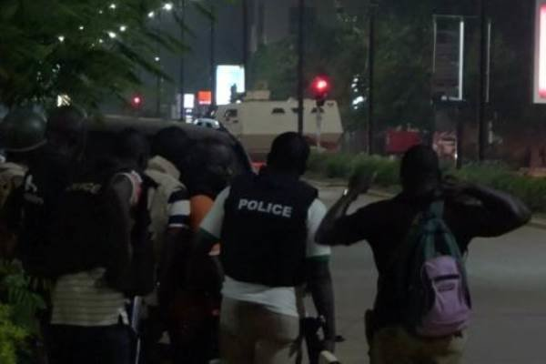 عاملان حمله تروریستی در بورکینافاسو کشته شدند