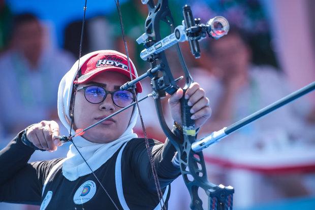 Female archer books berth at Archery World Cup Final