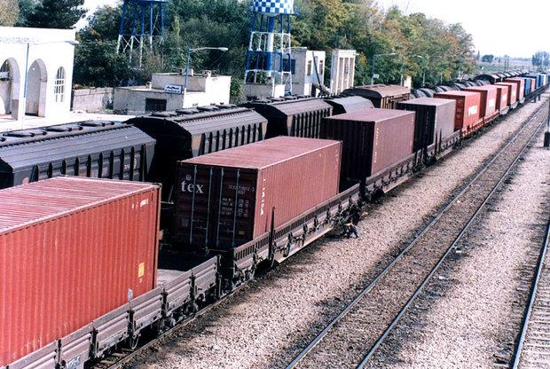 Iran's railroad transit up by 61%