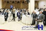 نشست صمیمانه مدیر عامل بانک صادرات ایران با خبرنگاران برگزار شد
