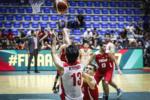 تیم ملی بسکتبال فردا به مصاف قزاقستان می رود