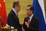 روس اور چین کے وزراء خارجہ کی شمالی کوریا کے بارے میں ٹیلیفون پر گفتگو