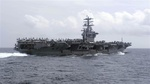 IRGC dismisses claim of 'unsafe approach' to U.S. aircraft carrier