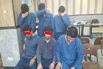 ۸ سارق حرفهای با ۱۹ فقره سرقت در بجنورد دستگیر شدند