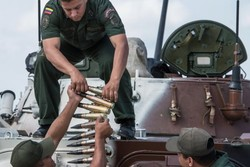 Venezuela ordusu, ABD uçağını düşürdü