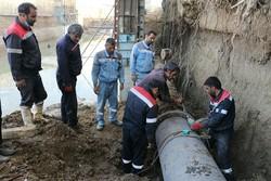 احتمال نوسان در شبکه آبرسانی شهر همدان طی چندروز آینده