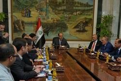 سفر هیئت رسانه ای ایران به بغداد