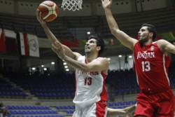 بسکتبال -محمد جمشیدی - تیم ملی بسکتبال