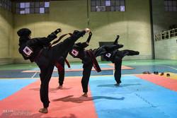 درخشش بانوان کونگفو کار استان در رقابت های قهرمانی کشور/کسب۶ مدال