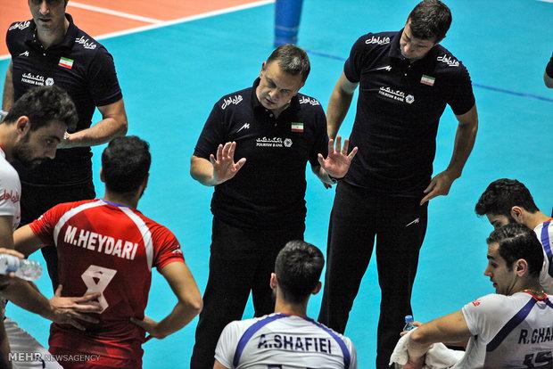 والیبال ایران از صعود به دور نهایی رقابتهای لیگ ملتها بازماند