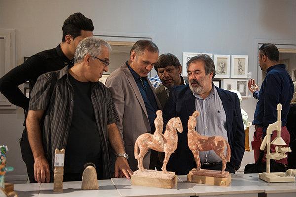 نمایشگاه خانه هنرمندان