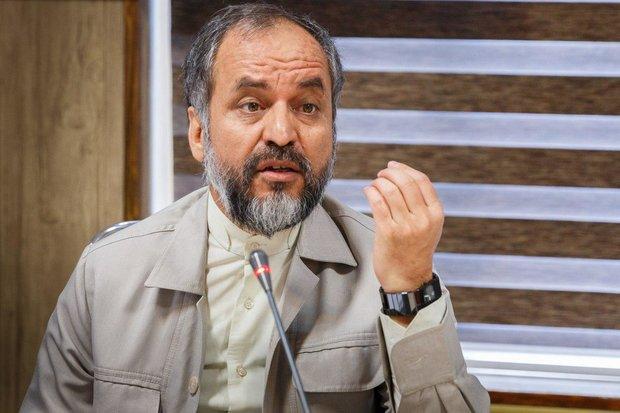 رضا معممی مقدم مدیر کل تشکل های دینی و مراکز فرهنگی تبلیغات اسلامی