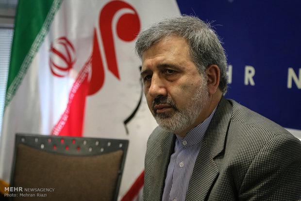 علیرضا عنایتی سفیر ایران در کویت