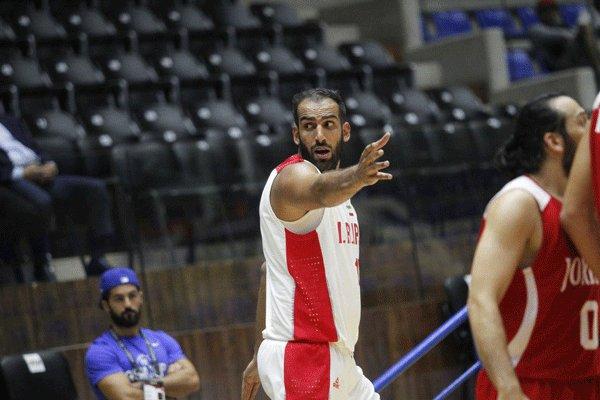 بسکتبال - حامد حدادی