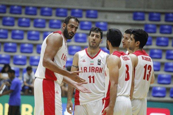 سقوط دوباره بسکتبال ایران در ردهبندی فدراسیون جهانی
