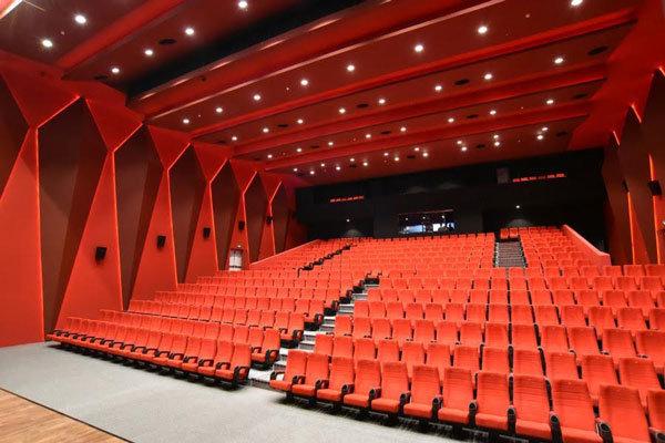 پردیس سینمایی باغ کتاب با ۱۰ سالن به بهرهبرداری میرسد