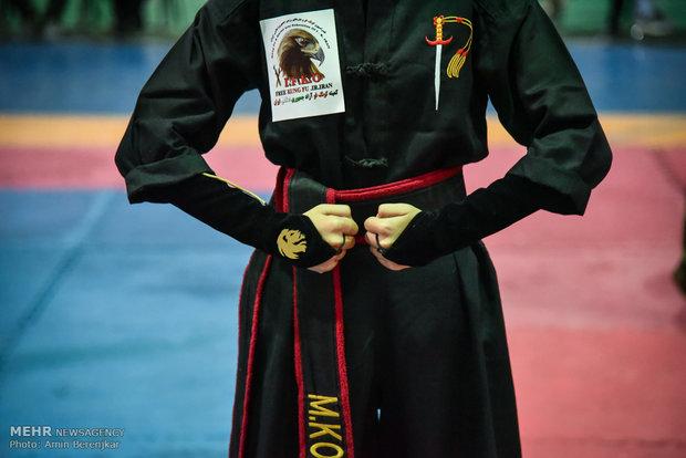 """مهرجان النخب النسائية في مجال رياضة """"الكونغ فو توا"""""""
