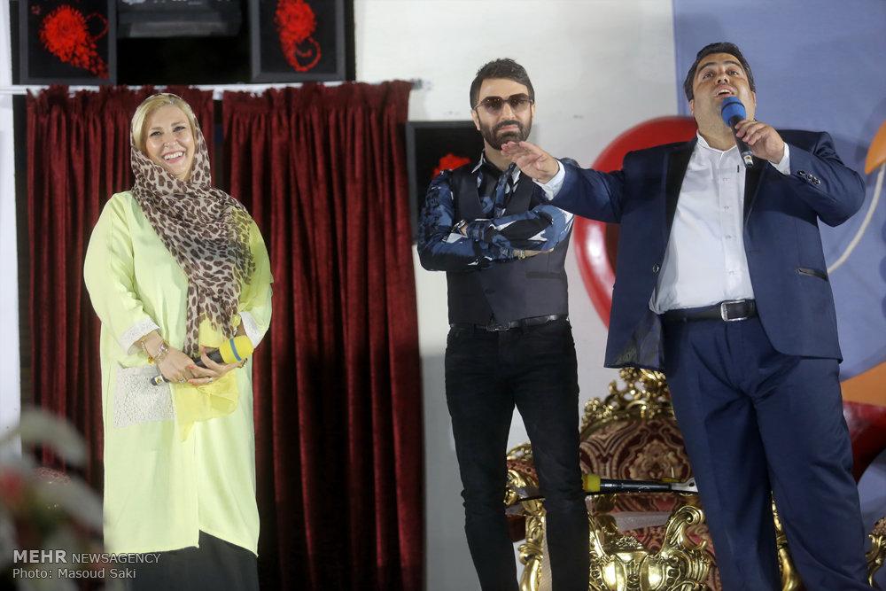 بازارچه خیریه شکوه مهرورزی آسایشگاه معلولان شهید بهشتی مشهد