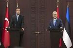 اظهارات نخست وزیر ترکیه در دیدار با رئیس دوره ای اتحادیه اروپا