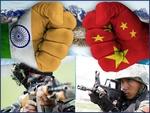 ہندوستان اور چین کے درمیان ہمالیہ کے متنازعہ علاقہ میں جھڑپ اور کشیدگی