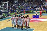 İranlı basketbolculardan final yolunda Güney kore mücadelesi