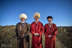 İran'ın Kuzey Horasan eyaletinin insanları