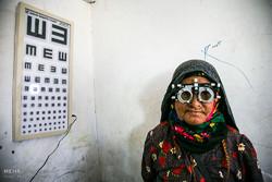 سلامتی هدیه پزشکان جهادگر به مناطق محروم خراسان شمالی