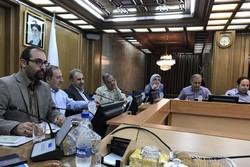 جلسه منتخبان شورای شهر پنجم تهران - کراپشده