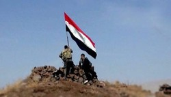 Syrian army establishes full control over new areas in Salamiyeh