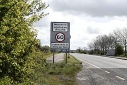 مرز انگلستان و ایرلند