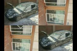 حمله شبانه به منزل عضو منتخب شورای شهر پرند/خودرو را آتش زدند
