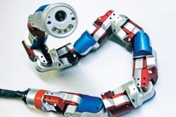 این روبات ساختارهای رادیواکتیو را از کار می اندازد