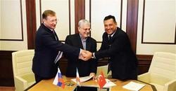 Iran-Turkey-Russia deal
