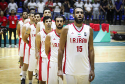 Iran secures spot at FIBA Asia Cup finals