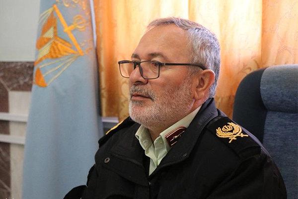 ۱۴۶ برنامه با محوریت اقتدار و امنیت ناجا در اردبیل برگزار میشود