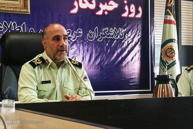 اجرای طرح های انتظام بخشی در تهران از زمان وقوع زلزله