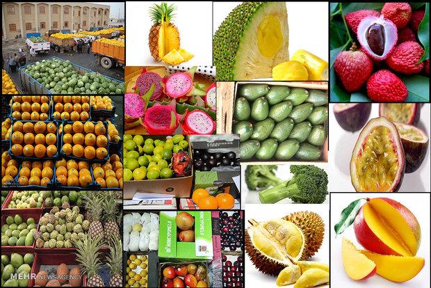 ۳۴تن انواع محصولات کشاورزی قاچاق در هرمزگان کشف شد