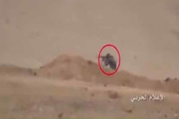 """مطاردة داعش في منطقة """"الحميمة"""""""