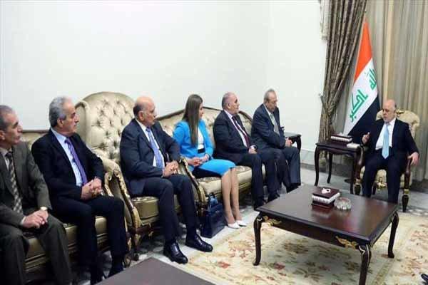 تفاصيل لم يعلن عنها في لقاء وفد إقليم كردستان بحيدر العبادي في بغداد