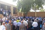 ۱۵۰۰نفر از آزادگان اردوگاه موصل در زادگاه بنیانگذار انقلاب حضور یافتند