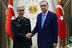 Iran, Turkey exchange views on regional issues