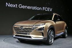 خودروی هیدروژنی قدرتمند  به بازار می آید