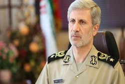 Hatami congratulates Muslim defense ministers on advent of Eid al-Fitr